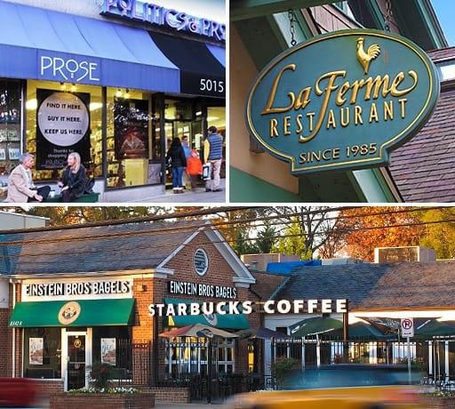 Neighborhood Shops Near EYA's Homes For Sale In Maryland