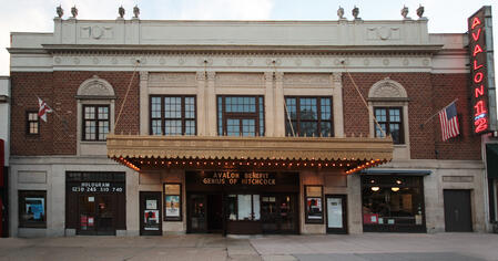 Avalon Theatre - exterior