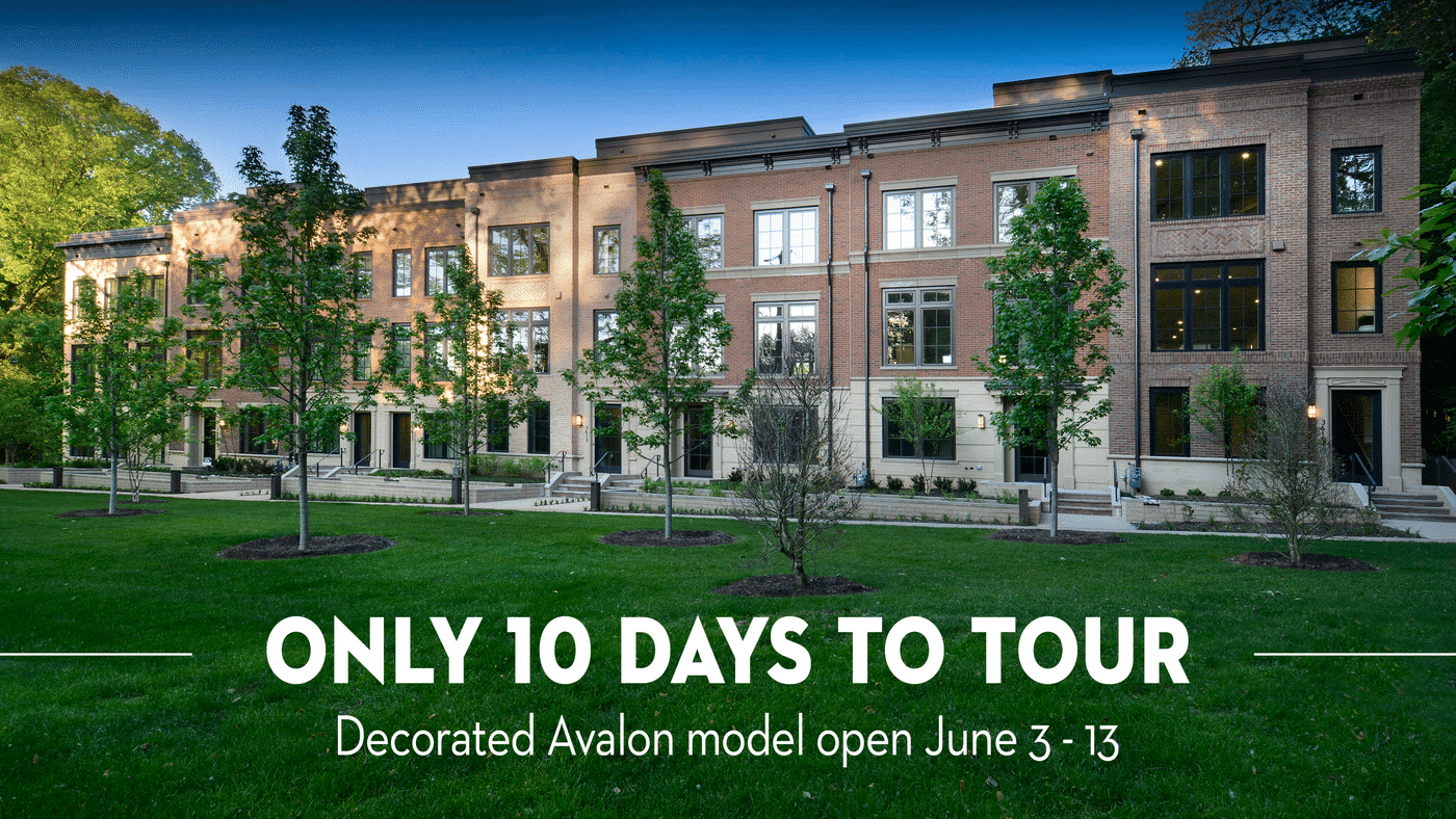 Decorated Avalon model opens June 3