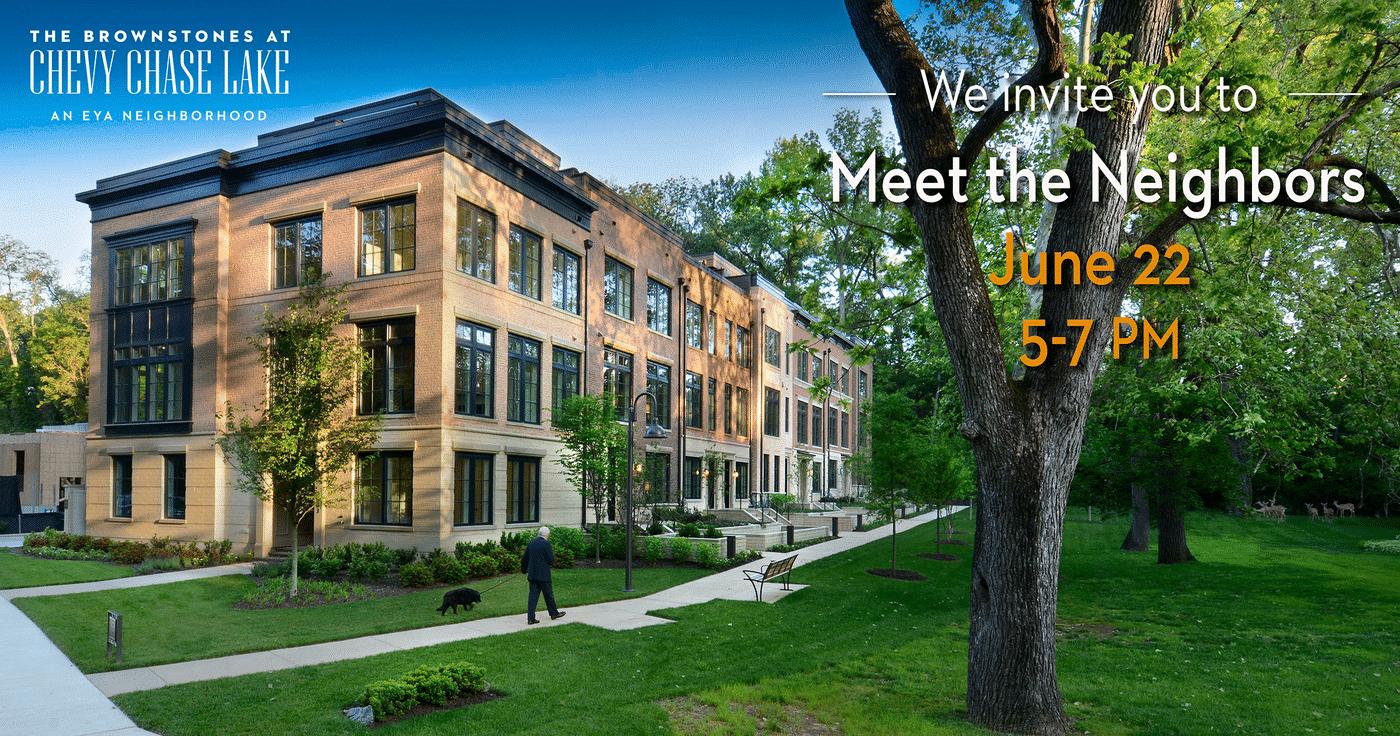 Meet the Neighbors: June 22