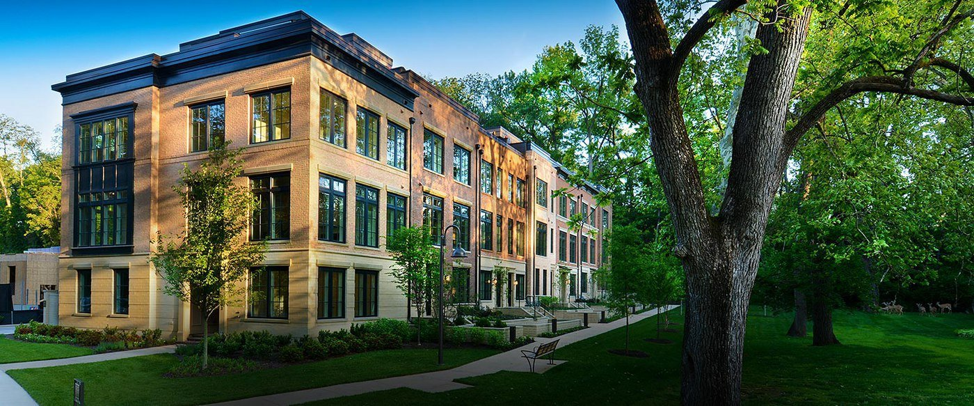 The Brownstones at Chevy Chase Lake