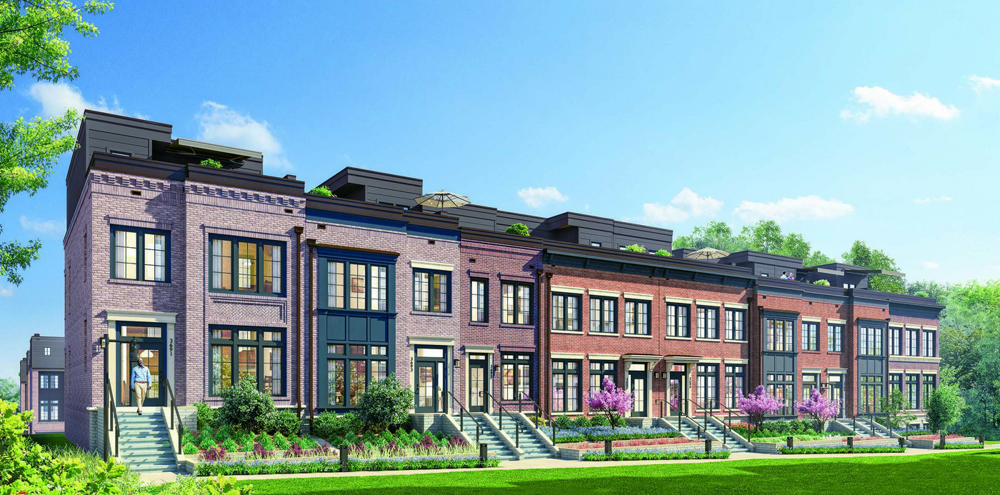 Chevy Chase Lake introduces a new floorplan from $1,375,000